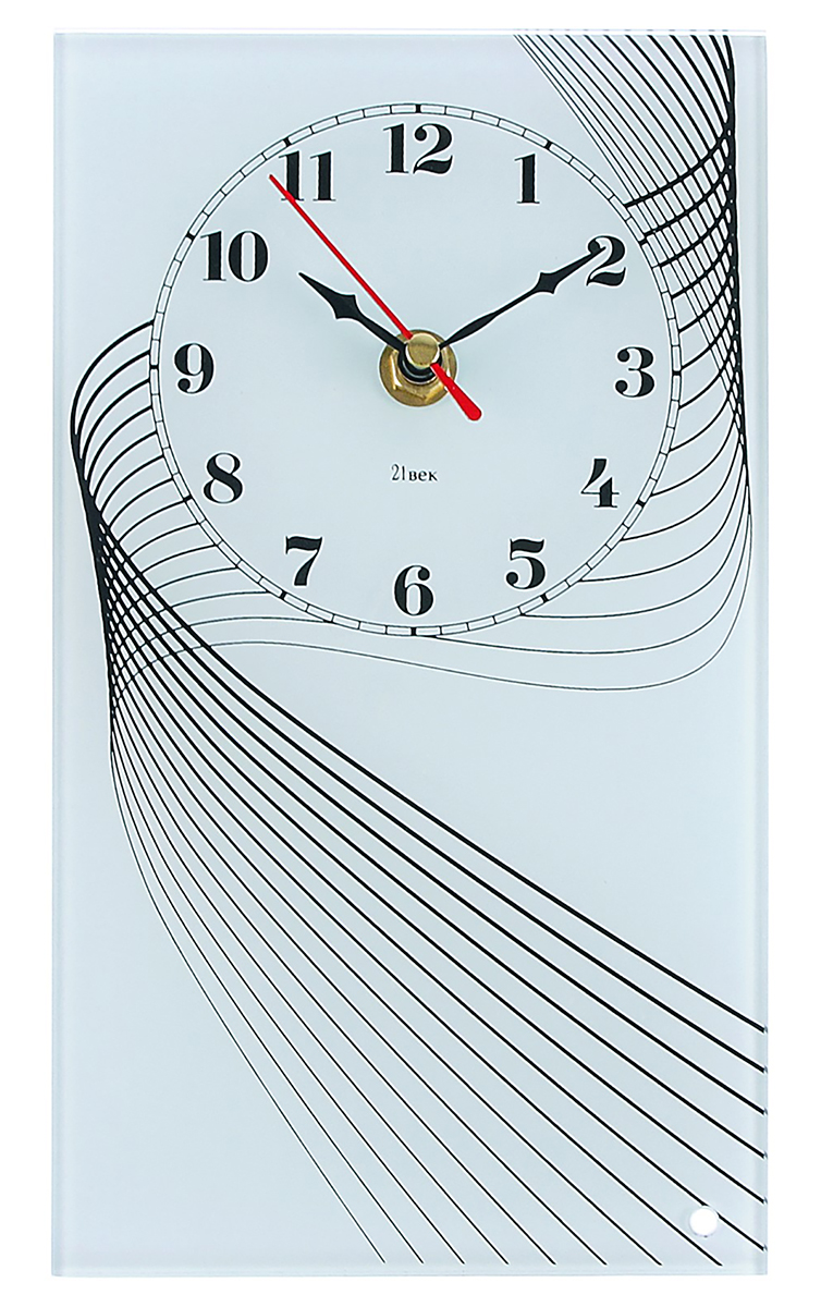 Часы настольные вертикальные 21 Век Спираль, цвет: белый. 29188952918895Каждому хозяину периодически приходит мысль обновить свою квартиру, сделать ремонт, перестановку или кардинально поменять внешний вид каждой комнаты. — привлекательная деталь, которая поможет воплотить вашу интерьерную идею, создать неповторимую атмосферу в вашем доме. Окружите себя приятными мелочами, пусть они радуют глаз и дарят гармонию.
