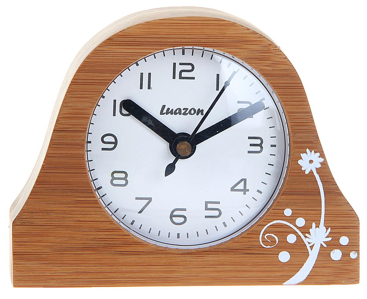 Часы настольные Дерево. Фигурные, 13 х 9,5 см. 872868872868Каждому хозяину периодически приходит мысль обновить свою квартиру, сделать ремонт, перестановку или кардинально поменять внешний вид каждой комнаты. Часы настольные на подставке «Серия Дерево. Классика», дискретный ход — привлекательная деталь, которая поможет воплотить вашу интерьерную идею, создать неповторимую атмосферу в вашем доме. Окружите себя приятными мелочами, пусть они радуют глаз и дарят гармонию.