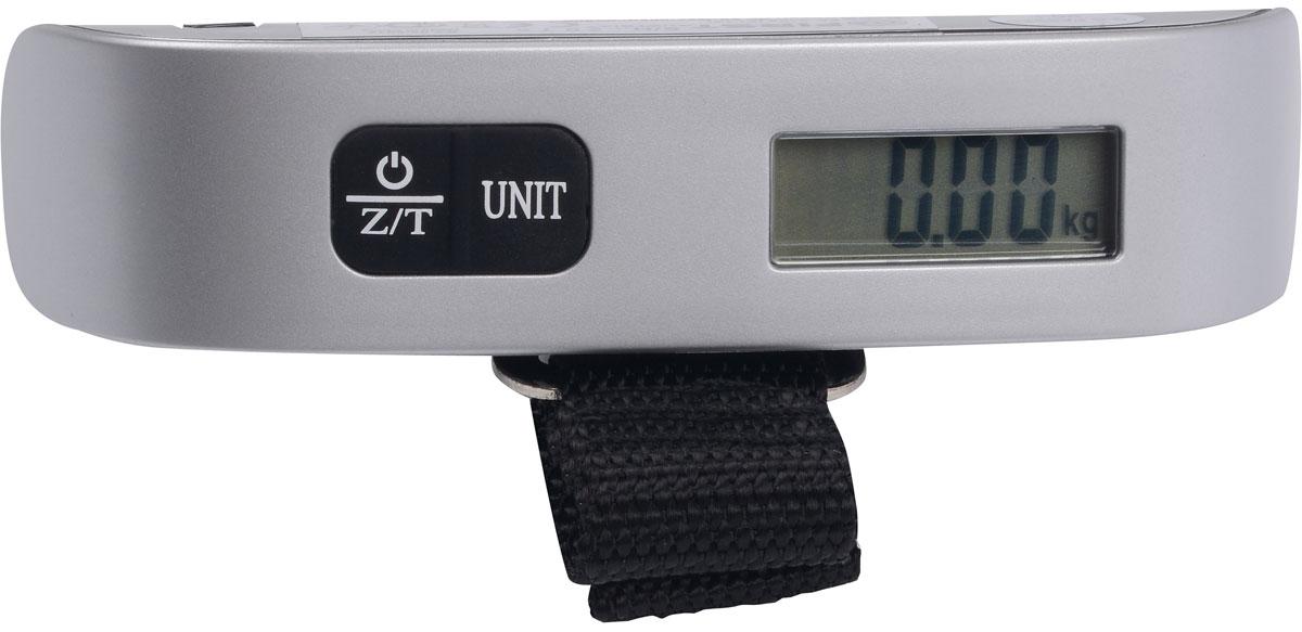 """Багажные весы First FA-6409 - это отличный и просто незаменимый помощник в быту. Прибор точно измерит вес любых габаритных продуктов или вещей, без погрешностей.  Если вы попытаетесь взвесить больше рассчитанной моделью нормы, вас об этом оповестит индикатор перегрузки Когда батарея разряжается, загорается индикатор заряда батареи Индикатор температуры помещения LCD-дисплей 0.44"""""""