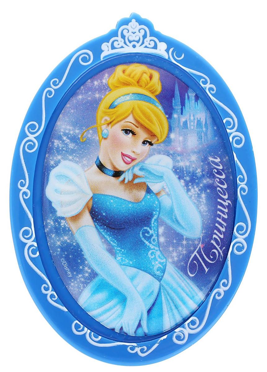 Магнит-рамка Disney Золушка, 4,5 х 6,3 см. 12568631256863Дарите радость с Disney Удивите малышей уникальным сувениром с любимым персонажем! Он порадует ребёнка стильным дизайном и ярким исполнением. Красочный акриловый магнит будет долгие годы украшать холодильник или другую металлическую поверхность. Изделие дополнено оригинальной открыткой, где можно написать тёплые слова и сделать маленький подарок более личным. Соберите коллекцию аксессуаров с любимыми героями!