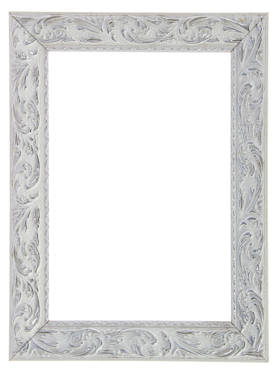 Рама для зеркал и картин 30х40х4 см, цвет: бело-серебристый. 13864021386402Фоторамка — необходимая вещь в каждом доме. Кроме того, это всегда нужный подарок, который уместен к любому празднику. Аксессуар не только бережно сохранит любимый снимок, но и украсит интерьер, сделает его более уютным и индивидуальным. Окружайте себя мелочами, которые день ото дня будут радовать глаз и поднимать настроение. Методы воспитания и образования будут меняться бесконечно, но во все времена постоянным остаётся одно ? радость ребёнка от подаренной ему игрушки. Как известно, счастливая улыбка крохи ? самая большая награда для родителей. — отличный подарок вашему малышу.