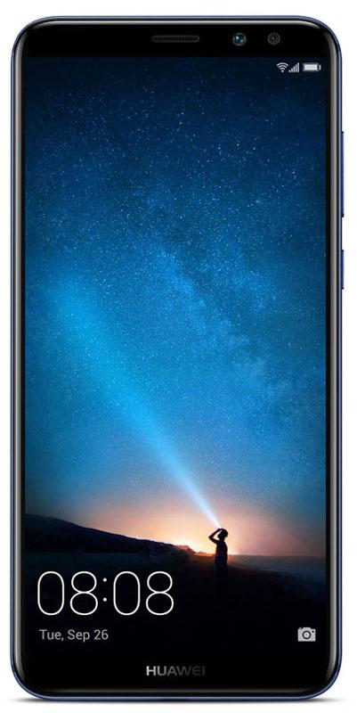 Huawei Nova 2i, Bright Blue (LTE/RNE-L21) - Смартфоны