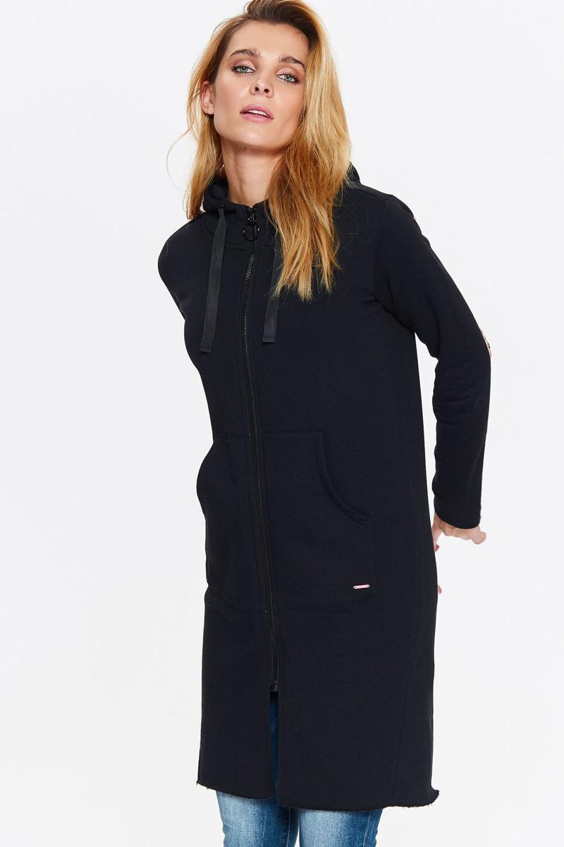 Блузка женская Drywash, цвет: черный. DBL0263CA. Размер L (48)DBL0263CA