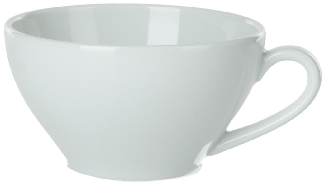 Чашка кофейная Nuova Cer, цвет: белый, 75 млРП-0208Кофейная чашка Nuova Cer - новый уникальный продукт на рынке фарфора производится из материала, в состав которого входит алюминиум (глинозем) в виде порошка, что придаёт фарфору уникальные свойства: белоснежный цвет, как на поверхности, так и на изломе, более тонкие и изящные формы, так как добавление металла делает фарфоровую массу более пластичной, устойчивость к сколам и царапинам. Возможный перепад температур при эксплуатации до 200 градусов! Фарфор покрывается глазурью, что характеризует эту посуду как продукт высшего класса.Идеально подходит для использования в микроволновой печи и посудомоечной машине.