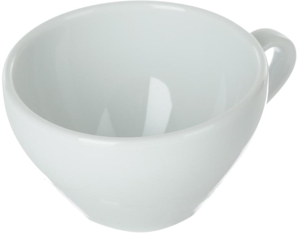 Чашка чайная Nuova Cer, 175 млРП-0210ROYAL новый уникальный продукт на рынке фарфора производится из материала, в состав которого входит алюминиум (глинозем) в виде порошка, что придаёт фарфору уникальные свойства: белоснежный цвет, как на поверхности, так и на изломе, более тонкие и изящные формы, так как добавление металла делает фарфоровую массу более пластичной, устойчивость к сколам и царапинам. Возможный перепад температур при эксплуатации до 200 градусов! Фарфор покрывается глазурью, что характеризует эту посуду как продукт высшего класса. Идеально подходит для использования в микроволновой печи и посудомоечной машине