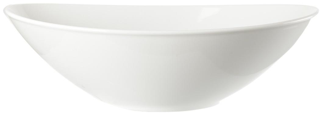 Салатник Nuova Cer, 18 х 25 смРП-0222Салатник Nuova Cer изготовлен из качественного фарфора, в состав которого входиталюминиум (глинозем) в виде порошка.Возможный перепад температур при эксплуатации до200 градусов. Фарфор покрывается глазурью, что характеризует эту посуду как продукт высшегокласса.Идеально подходит для использования в микроволновой печи и посудомоечноймашине.