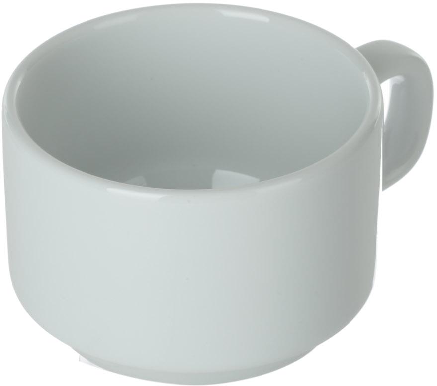 Чашка чайная Nuova Cer, цвет: белый, 200 мл. РП-0273РП-0273Чайная чашка Nuova Cer - новый уникальный продукт на рынке фарфора производится из материала, в состав которого входит алюминиум (глинозем) в виде порошка, что придаёт фарфору уникальные свойства: белоснежный цвет, как на поверхности, так и на изломе, более тонкие и изящные формы, так как добавление металла делает фарфоровую массу более пластичной, устойчивость к сколам и царапинам. Возможный перепад температур при эксплуатации до 200 градусов! Фарфор покрывается глазурью, что характеризует эту посуду как продукт высшего класса.Идеально подходит для использования в микроволновой печи и посудомоечной машине.
