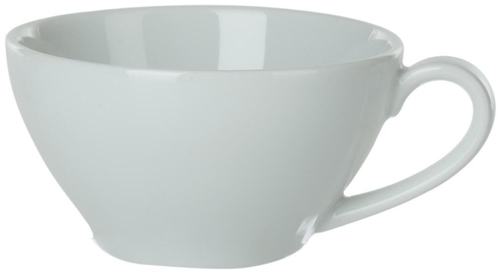 Чашка кофейная Nuova Cer, цвет: белый, 150 млРП-0275Кофейная чашка Nuova Cer - новый уникальный продукт на рынке фарфора производится из материала, в состав которого входит алюминиум (глинозем) в виде порошка, что придаёт фарфору уникальные свойства: белоснежный цвет, как на поверхности, так и на изломе, более тонкие и изящные формы, так как добавление металла делает фарфоровую массу более пластичной, устойчивость к сколам и царапинам. Возможный перепад температур при эксплуатации до 200 градусов! Фарфор покрывается глазурью, что характеризует эту посуду как продукт высшего класса.Идеально подходит для использования в микроволновой печи и посудомоечной машине.