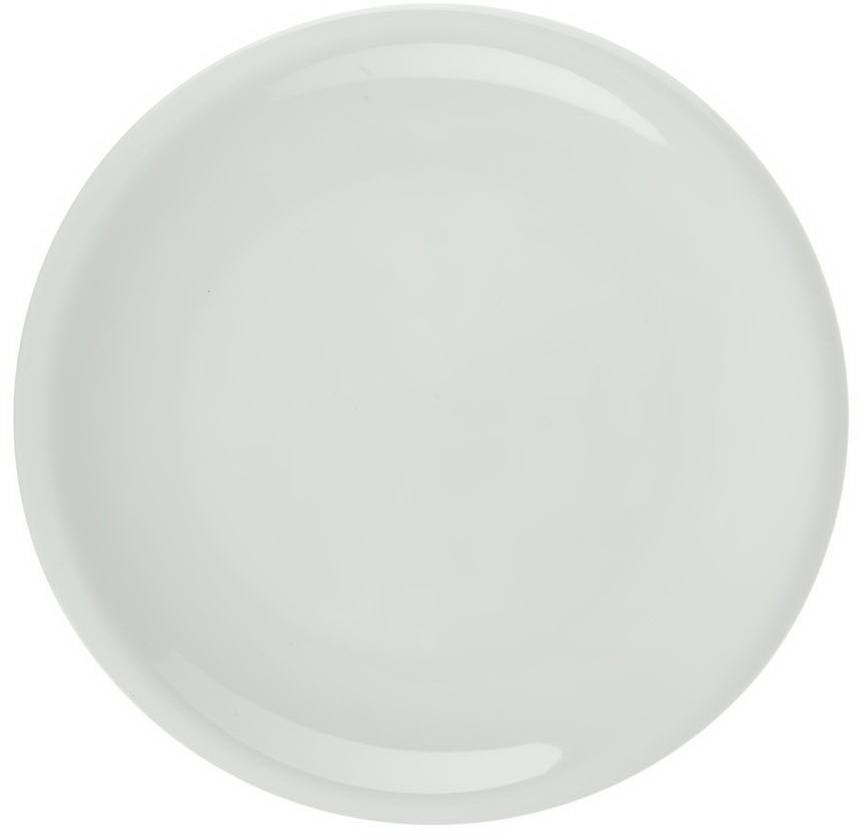 Тарелка Royal Porcelain, диаметр 17 смРП-0562ROYAL - новый уникальный продукт на рынке фарфора, производится изматериала, в состав которого входит алюминиум (глинозем) в виде порошка, чтопридаёт фарфору уникальные свойства: белоснежный цвет, как на поверхности,так и на изломе, более тонкие и изящные формы, так как добавление металладелает фарфоровую массу более пластичной, устойчивость к сколам и царапинам.Возможный перепад температур при эксплуатации до 200 градусов! Фарфорпокрывается глазурью, что характеризует эту посуду как продукт высшего класса.Идеально подходит для использования в микроволновой печи ипосудомоечной машине.