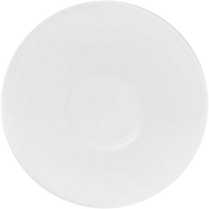 Блюдце для эспрессо Nikko, цвет: белый, диаметр 11 см nikko машина nissan skyline gtr r34 street warriors 1 10 901584 в перми