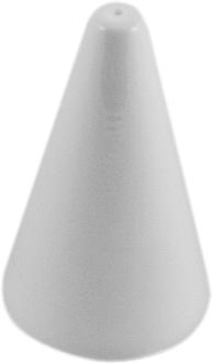 Перечница Nikko, 8 смРП-11700-6558НФарфоровые изделия из Японии маркируются на донышке обозначением «CHINA. Made in Japan».«CHINA»-это международное обозначение высококачественного фарфора, происходящее от искаженного титула китайского императора, владеющего монополией на производство фарфора. Обозначение «Bone China» соответствует утонченному и изысканному костяному фарфору, популярность которого сейчас высока как никогда. Фирма «NIKKO» является одной из самых ведущих фабрик на мировом рынке по производству костяного фарфора.Технология изготовления костяного фарфора многоступенчата. В фарфоровую массу добавляется костяная мука, что позволяет сделать изделие более прочным и тонкостенным. В процессе изготовления костяного фарфора изделия из данного состава поддаются формовке: их можно выполнить тонкостенными, придать различные формы: блюдца с ажурным краем, чашки на тонких ножках с витыми ручками. Фарфор фабрики «NIKKO» на 60% изготавливается ручным способом. Костяной фарфор «NIKKO»-наиболее совершенный. Среди профессионалов считается, что по качеству и красоте аналогов такого фарфора нет. Своим чистым белым цветом и прозрачностью японский фарфор завоевал отличную репутацию и первое место по продажам на мировом рынке
