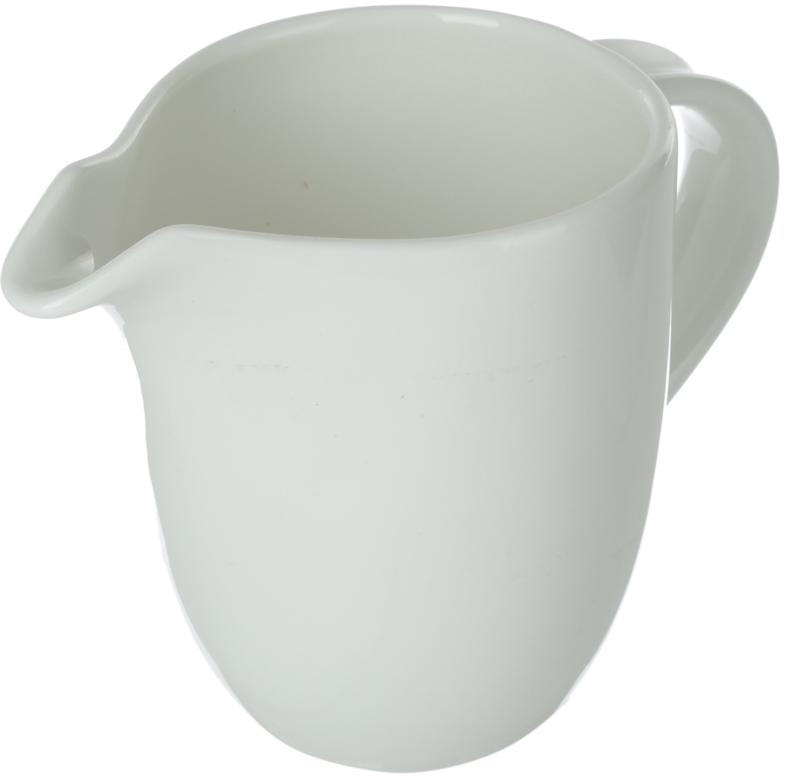Молочник Royal Porcelain Гонг, 300 млРП-8727Элегантный молочник Royal Porcelain, выполненный из высококачественного фарфора с глазурованным покрытием, предназначен для подачи сливок, соуса и молока. Изящный, но в тоже время простой дизайн молочника, станет прекрасным украшением стола.