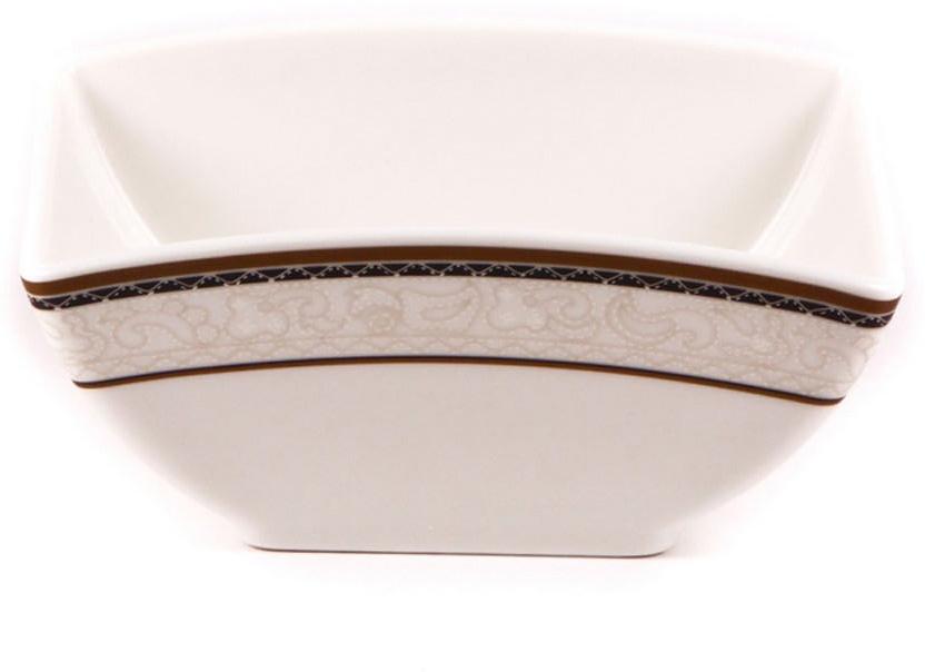 Емкость для пакетированного сахара Royal Porcelain Кассие, 7 х 9 смРП-CS8535ROYAL новый уникальный продукт на рынке фарфора производится из материала, в состав которого входит алюминиум (глинозем) в виде порошка, что придаёт фарфору уникальные свойства: белоснежный цвет, как на поверхности, так и на изломе, более тонкие и изящные формы, так как добавление металла делает фарфоровую массу более пластичной, устойчивость к сколам и царапинам. Возможный перепад температур при эксплуатации до 200 градусов! Фарфор покрывается глазурью, что характеризует эту посуду как продукт высшего класса. Идеально подходит для использования в микроволновой печи и посудомоечной машине