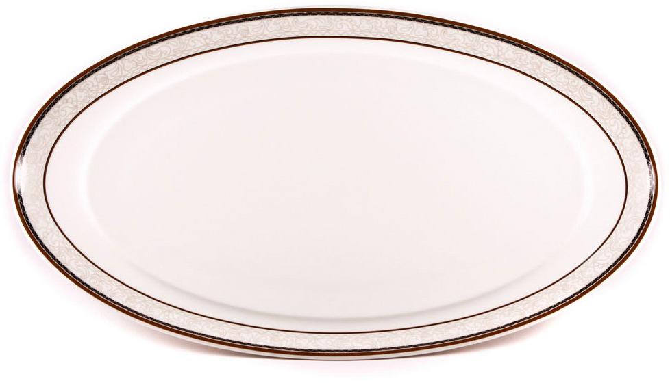 Подставка под соусник Royal Porcelain Кассие, 13,5 х 21 смРП-CS8741ROYAL новый уникальный продукт на рынке фарфора производится из материала, в состав которого входит алюминиум (глинозем) в виде порошка, что придаёт фарфору уникальные свойства: белоснежный цвет, как на поверхности, так и на изломе, более тонкие и изящные формы, так как добавление металла делает фарфоровую массу более пластичной, устойчивость к сколам и царапинам. Возможный перепад температур при эксплуатации до 200 градусов! Фарфор покрывается глазурью, что характеризует эту посуду как продукт высшего класса. Идеально подходит для использования в микроволновой печи и посудомоечной машине