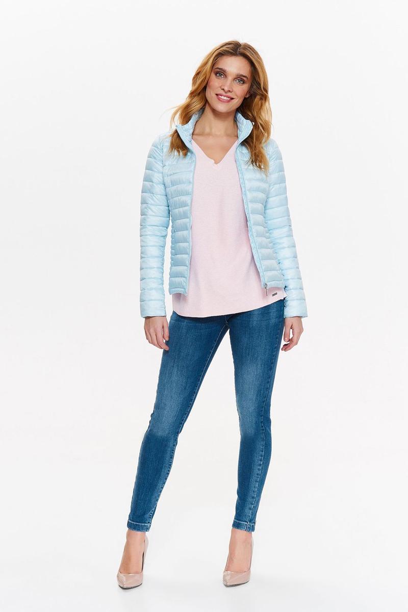 Куртка женская Top Secret, цвет: голубой. SKU0843BL. Размер 36 (44)