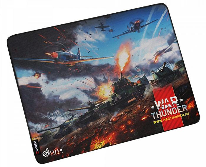 Qcyber Crossfire Expert War Thunder игровая поверхность + 500 Золотых Орлов для War Thunder
