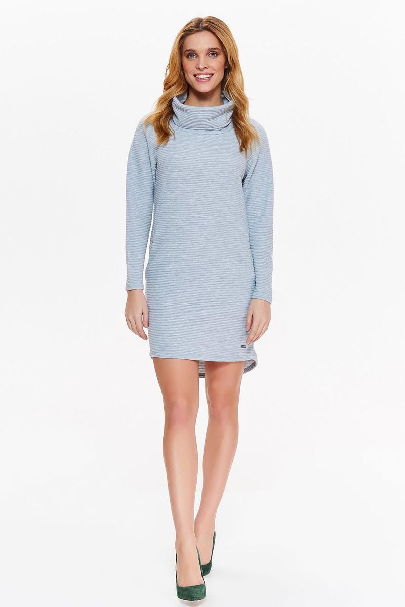 Платье Top Secret, цвет: серый. SSU2050SZ. Размер 36 (44)SSU2050SZ