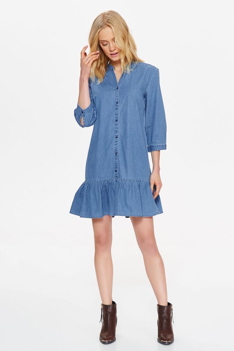 Платье Top Secret, цвет: синий. SSU2055NI. Размер 38 (46)SSU2055NI
