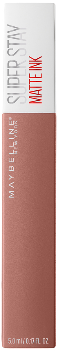 Maybelline New York Суперстойкая жидкая матовая помада для губ Super Stay Matte Ink, оттенок 65, Соблазнитель, 5 млB3092400Удобный аппликатор обеспечивает самое точное и простое нанесение. Насыщенные оттенки и матовый финиш – главный тренд этого сезона.