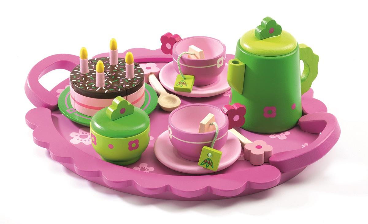 Игровой набор Djeco  День рождения  - Сюжетно-ролевые игрушки