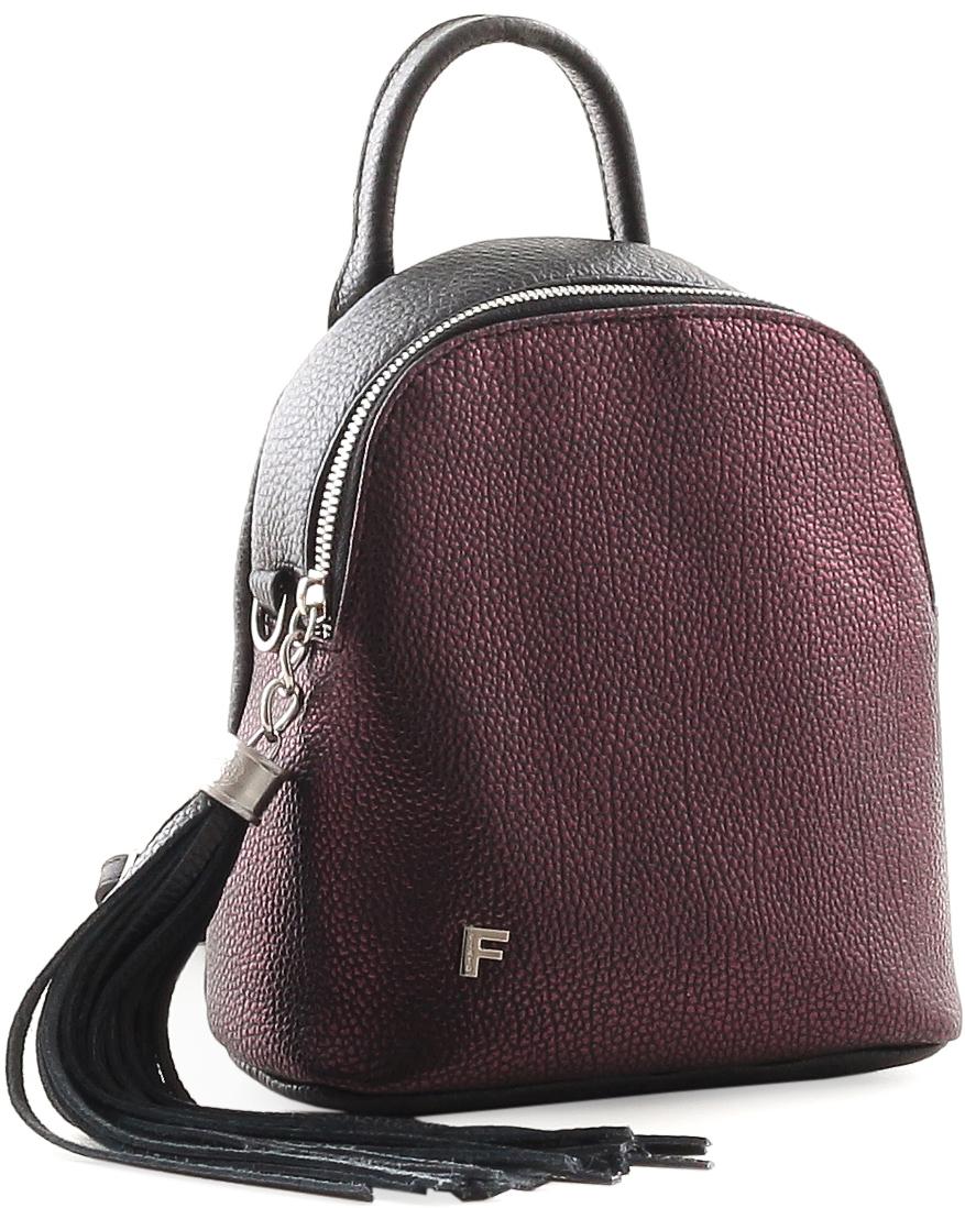 Рюкзак женский Fiato, цвет: бордовый. 2702