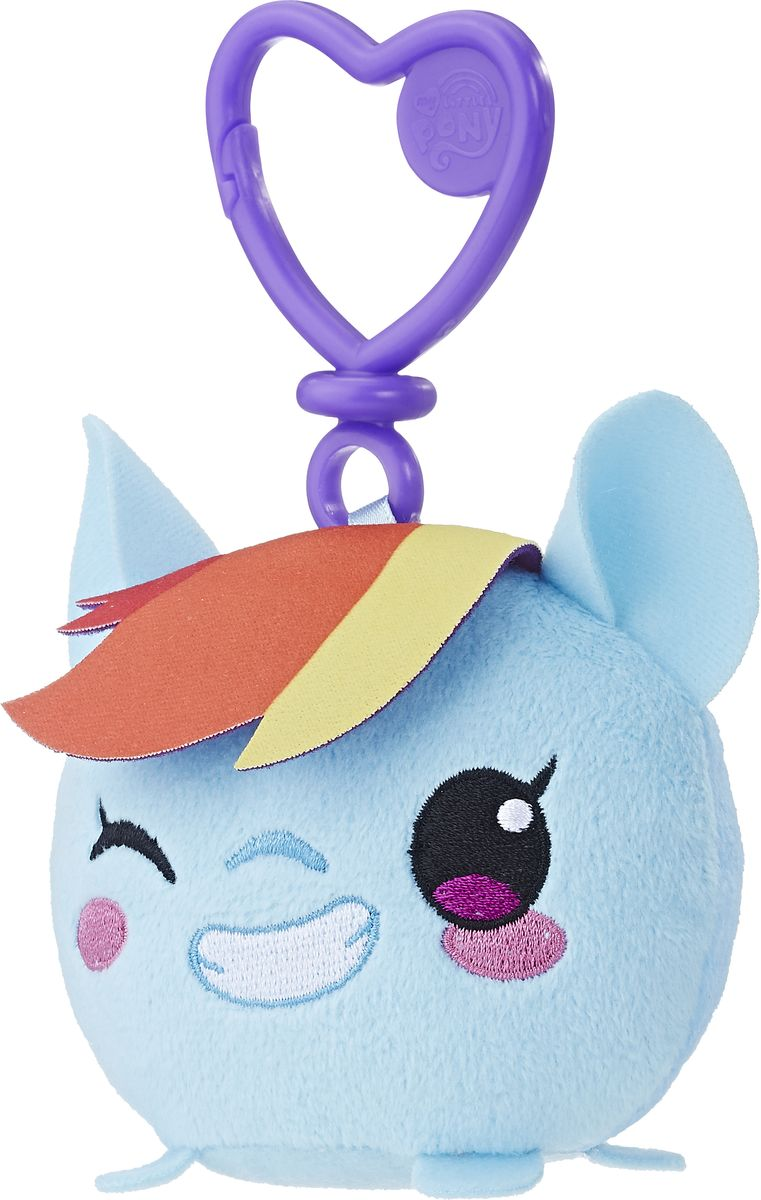 My Little Pony Мягкая игрушка-брелок Радуга Дэш брелок для машины рено