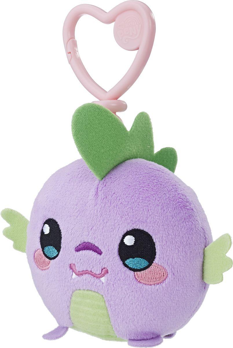 My Little Pony Мягкая игрушка-брелок Спайк Дракон мульти пульти мягкая игрушка принцесса луна 18 см со звуком my little pony мульти пульти