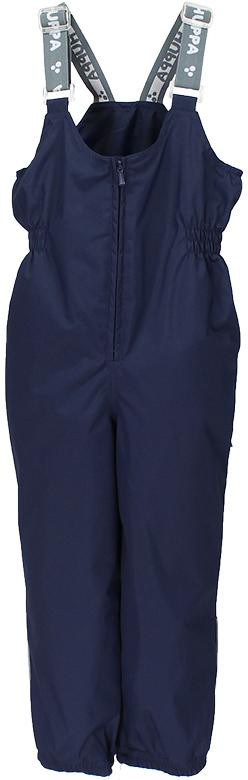 Брюки утепленные Huppa Neo, цвет: темно-синий. 26460004-00086. Размер 11026460004-00086Утепленные детские брюки Huppa Neo с завышенной грудкой выполнены из износостойкого полиэстера. В качестве подкладки и утеплителя используется качественный полиэстер.Брюки застегиваются на высокую пластиковую молнию, на талии имеется вшитая эластичная резинка. Брюки оснащены несъемными резиновыми подтяжками, длину которых можно регулировать. По низу брючин предусмотрены вшитые резинки и специальные держатели из мягкого пластика, которые можно отстегивать. Изделие дополнено светоотражающими элементами. Утеплитель: 40 г.