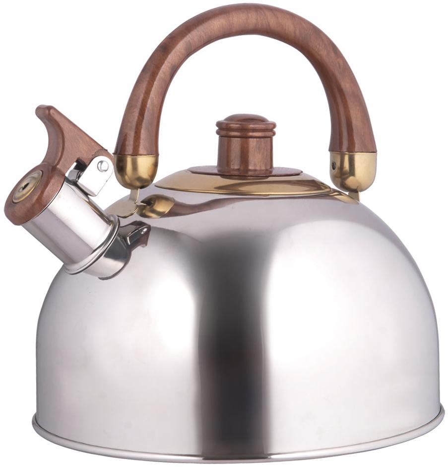 Чайник Rainstahl, со свистком, 4,5 л