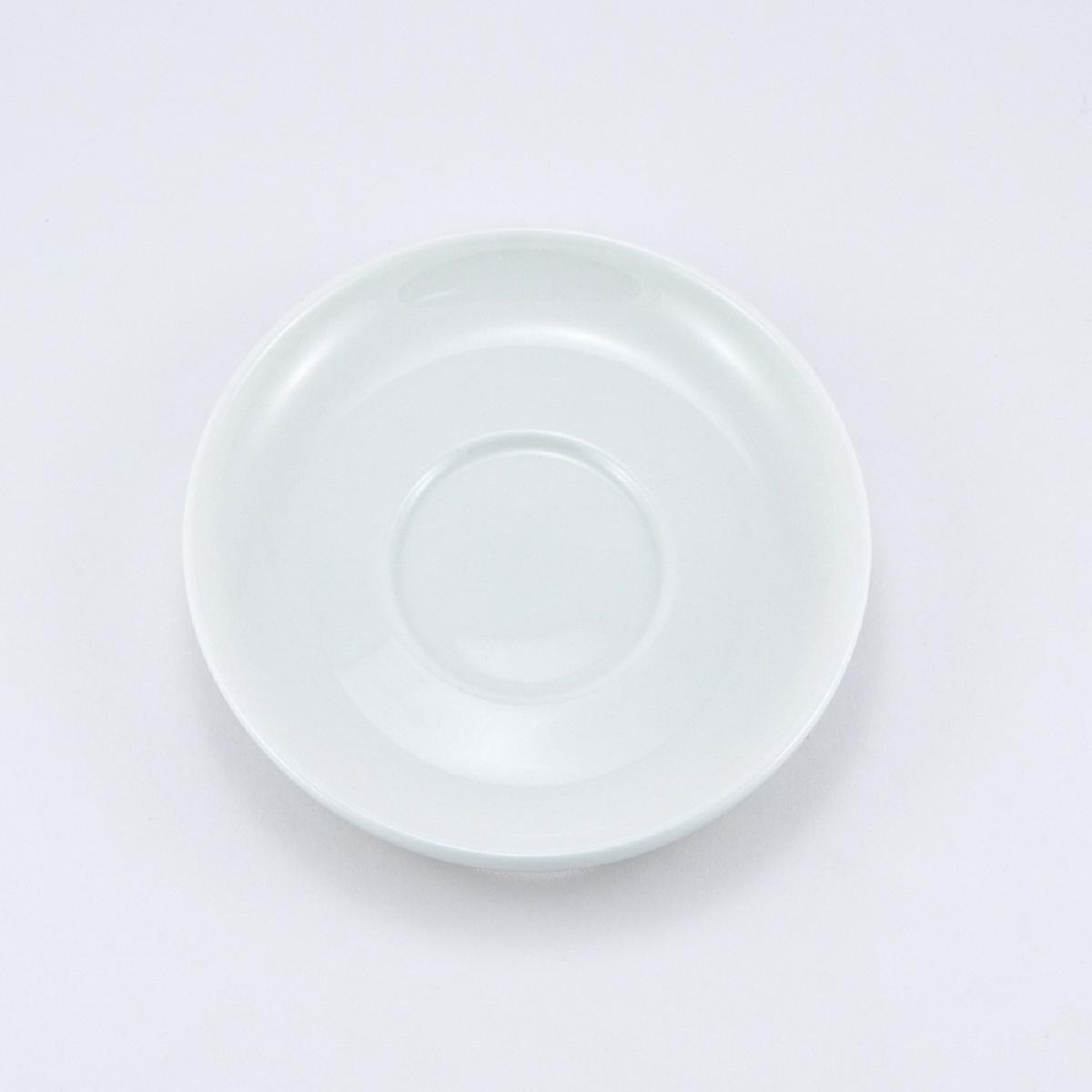 Блюдце чайное Royal Porcelain Ascot, цвет: белый, диаметр 14,5 см блюдце для фруктов royal porcelain блюдце для фруктов