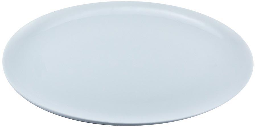 Блюдо Nuova Cer, овальное, 23,5 смРП-4001ROYAL новый уникальный продукт на рынке фарфора производится из материала, в состав которого входит алюминиум (глинозем) в виде порошка, что придаёт фарфору уникальные свойства: белоснежный цвет, как на поверхности, так и на изломе, более тонкие и изящные формы, так как добавление металла делает фарфоровую массу более пластичной, устойчивость к сколам и царапинам. Возможный перепад температур при эксплуатации до 200 градусов! Фарфор покрывается глазурью, что характеризует эту посуду как продукт высшего класса. Идеально подходит для использования в микроволновой печи и посудомоечной машине