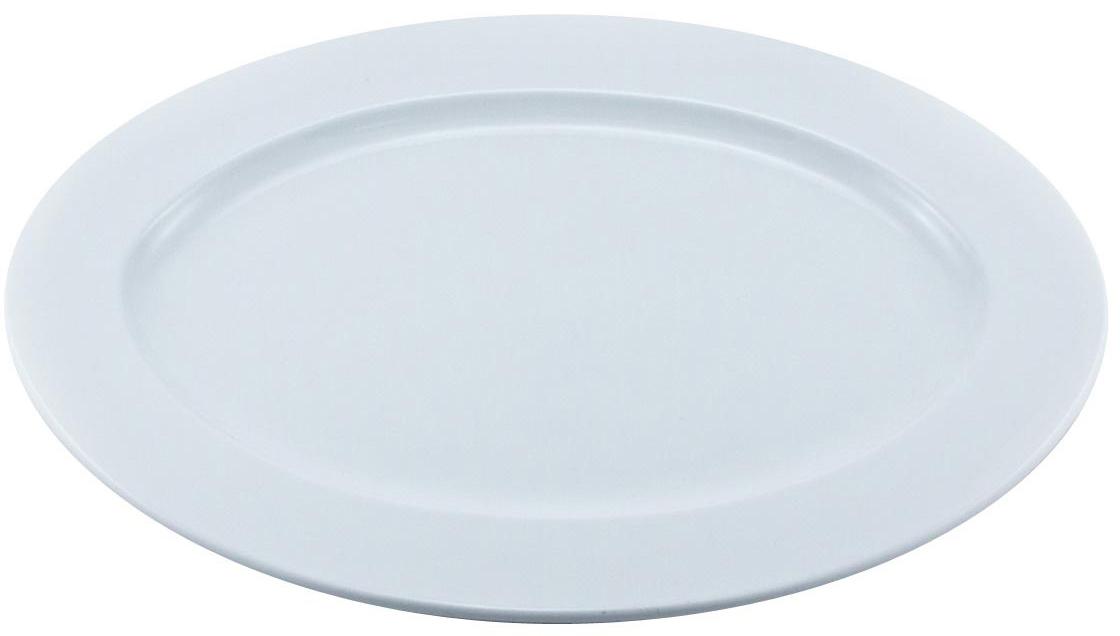 Блюдо Nuova Cer, овальное, цвет: белыйРП-4026Блюдо Nuova Cer- новый уникальный продукт на рынке фарфора, производится из материала, в состав которого входит алюминиум (глинозем) в виде порошка, что придает фарфору уникальные свойства: белоснежный цвет, как на поверхности, так и на изломе, более тонкие и изящные формы, так как добавление металла делает фарфоровую массу более пластичной, устойчивость к сколам и царапинам.Возможный перепад температур при эксплуатации до 200 градусов!Фарфор покрывается глазурью, что характеризует эту посуду как продукт высшего класса.Идеально подходит для использования в микроволновой печи и посудомоечной машине.