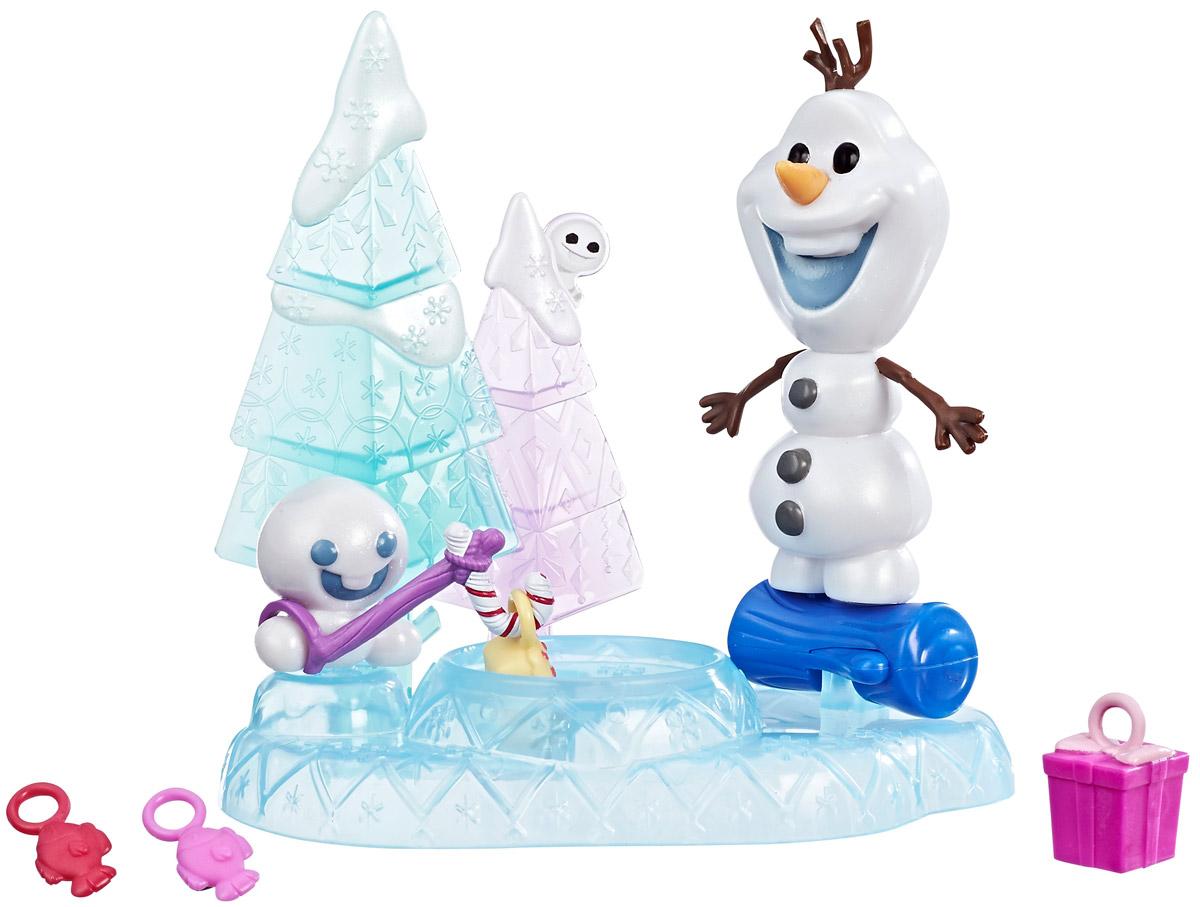 Disney Frozen Мини-кукла Снеговик