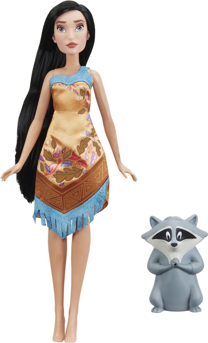 Disney Princess Кукла Pocahontas с Мико