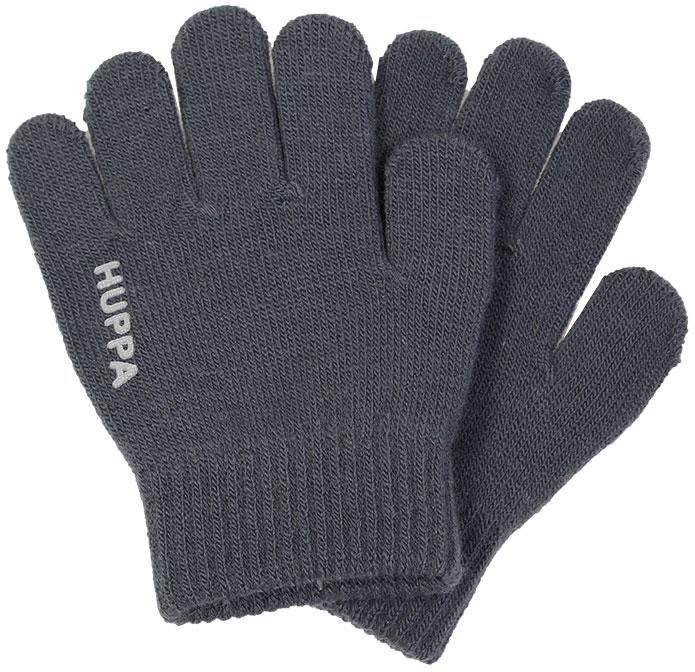 Перчатки детские Huppa Levi, цвет: темно-серый. 82050000-00018. Размер 282050000-00018Вязанные перчатки LEVI. Состав: 100% акрил.