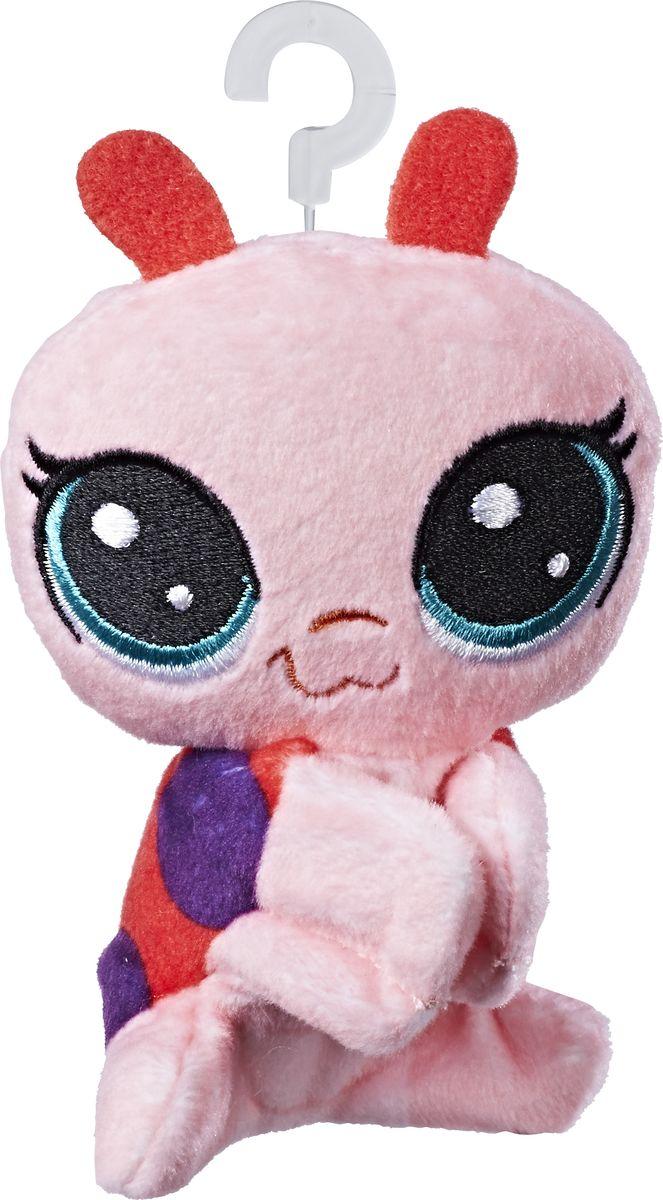 Littlest Pet Shop Мягкая игрушка Пет Gladys Ladyloo 10 см фигурка littlest pet shop зверюшка в закрытой упаковке 5 см в ассортименте