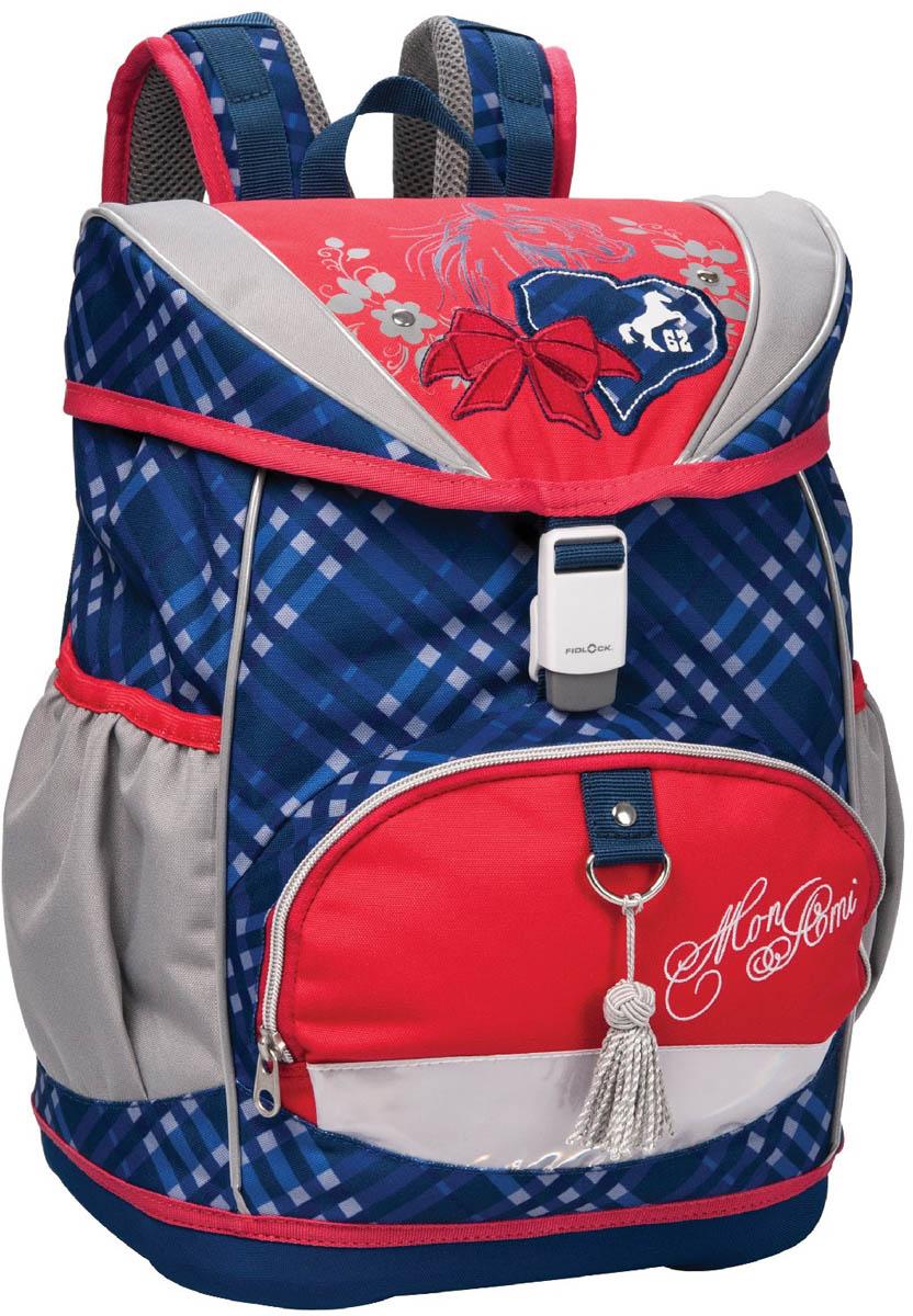 Erich Krause Рюкзак школьный Mon Ami Ergo-Fly erich krause рюкзак школьный doodling multi pack