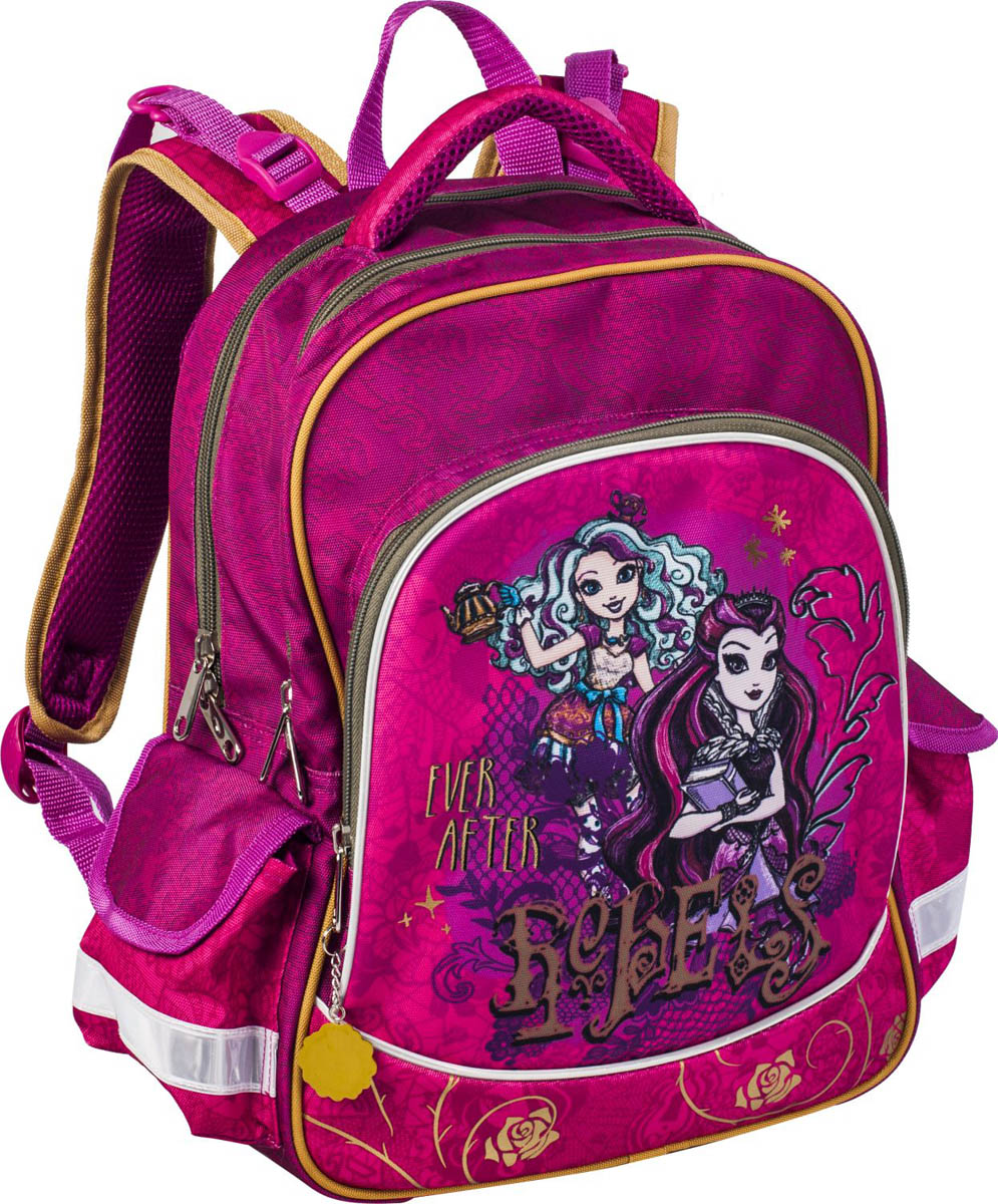 Erich Krause Рюкзак школьный Ever After High ранец раскладной ever after high dragon game модель light erich krause