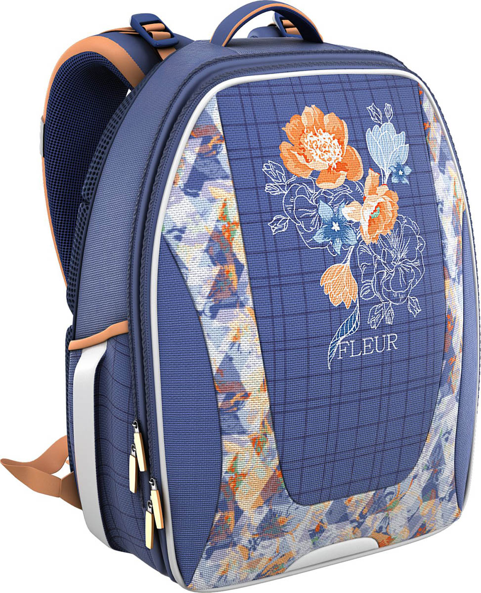 Erich Krause Рюкзак школьный La'Fleur Multi Pack erich krause рюкзак школьный doodling multi pack