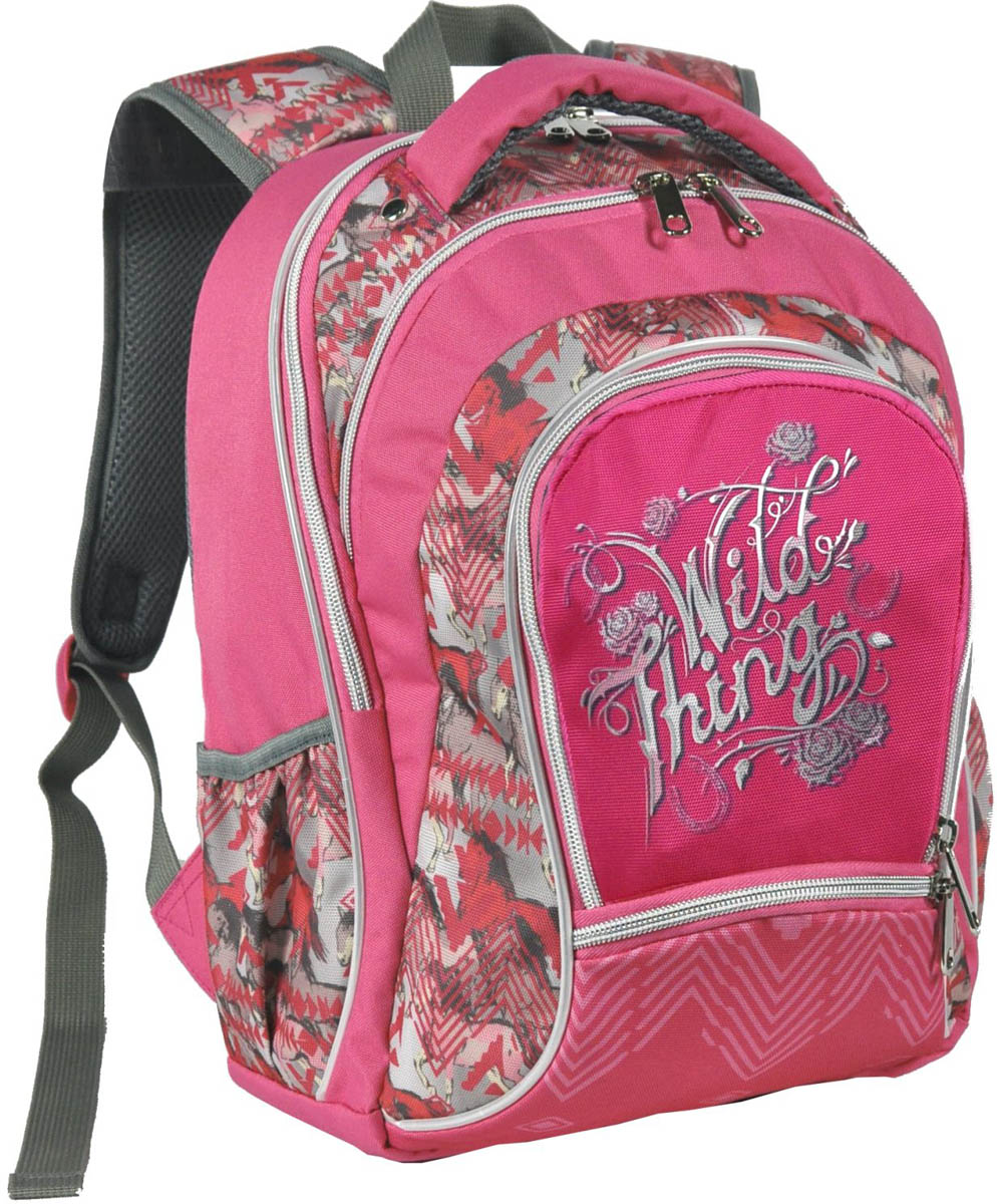 Erich Krause Рюкзак школьный Wild Spirit erich krause рюкзак школьный wild horse multi pack mini