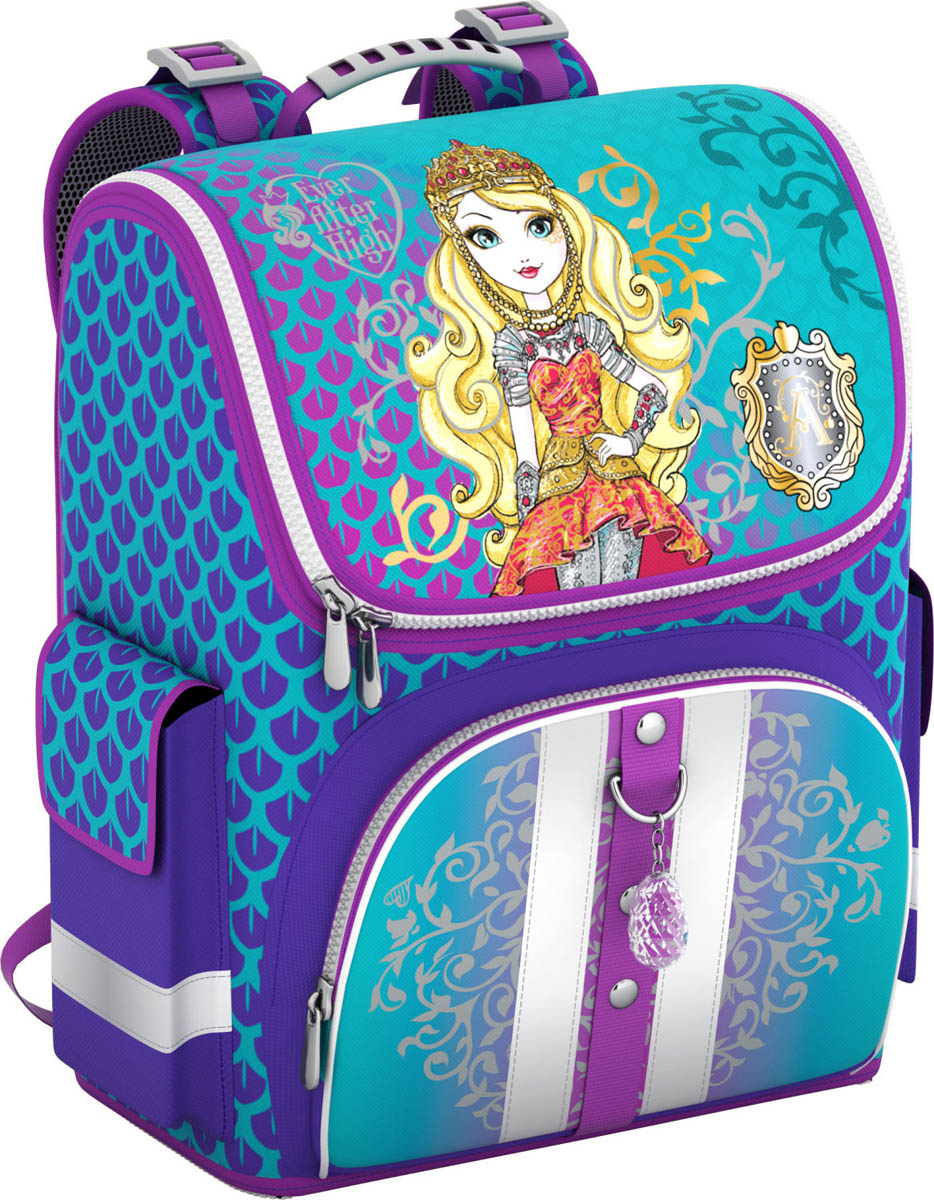 Erich Krause Ранец раскладной Ever After High Dragon Game Light ранец раскладной ever after high dragon game модель light erich krause