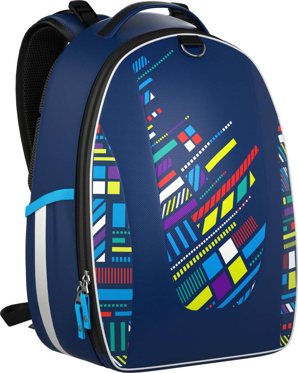 Erich Krause Рюкзак школьный Graphic Multi Pack erich krause рюкзак школьный neon