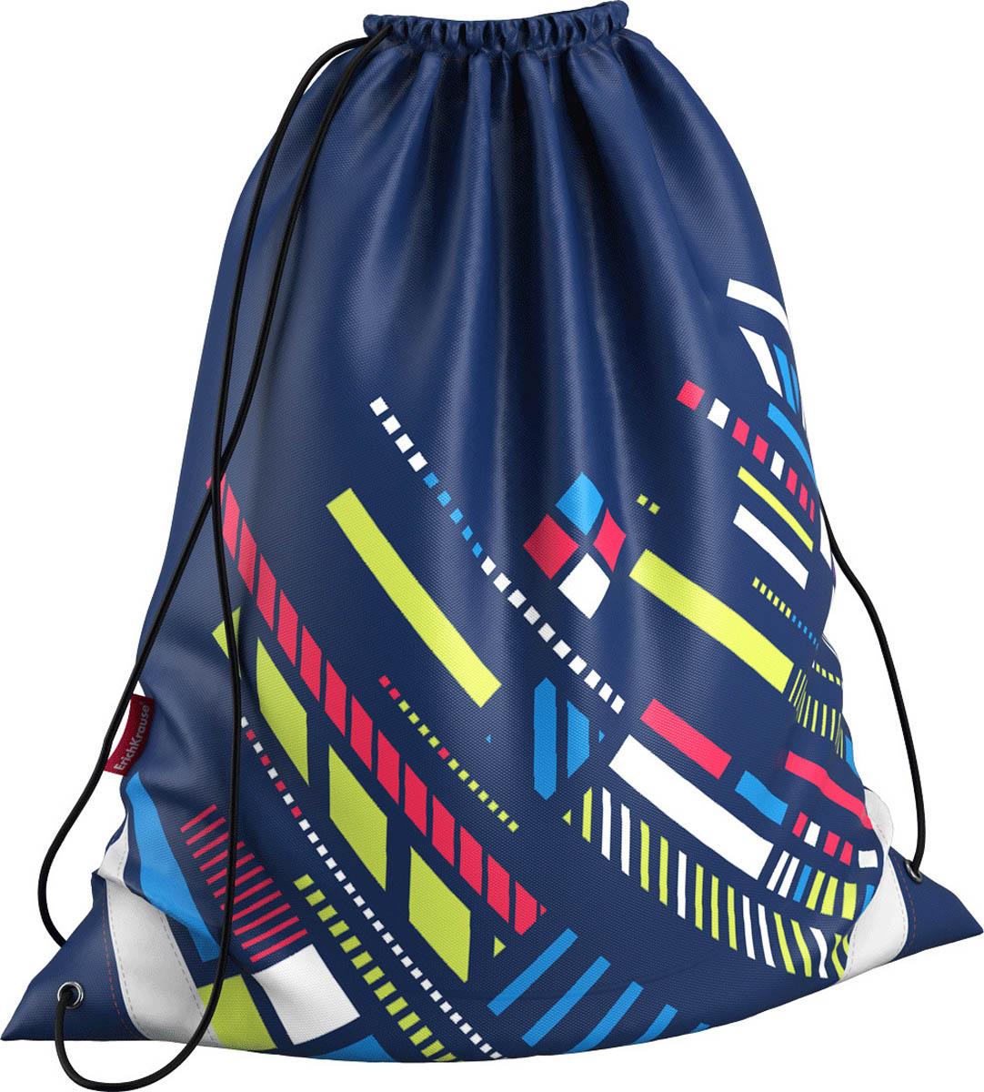 Erich Krause Сумка для сменной обуви Graphic side floral graphic fishnet tights