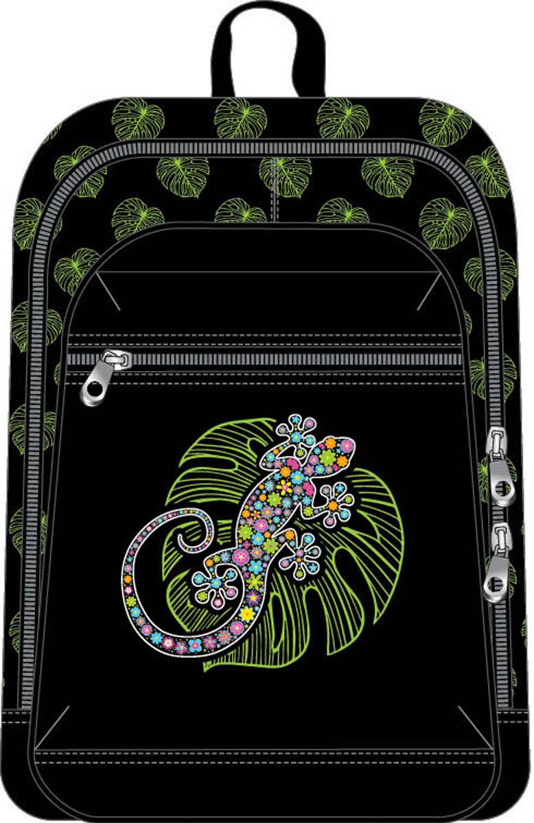 Erich Krause Рюкзак молодежный Doodling EasyGo42489Легкий и компактный городской рюкзак. Спина дополнительна уплотнена. Одно основное отделение и большой фронтальный карман. В основном отделении предусмотрен органайзер. Вмещает формат А4. Вес рюкзака без наполнения 350гр. Размеры: 40*39*18 см.