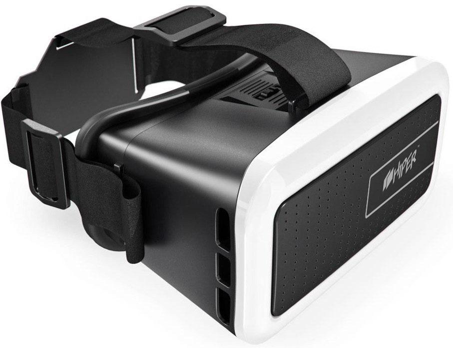 HIPER VRM, Black White очки виртуальной реальности - VR и 3D очки