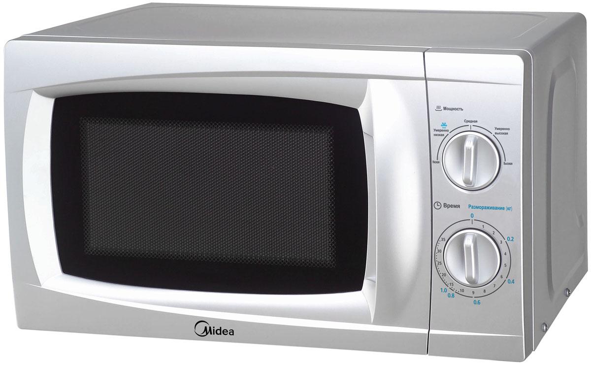 Midea MM720CKL-S микроволновая печь