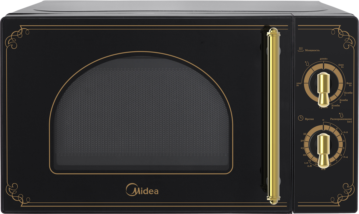 Midea MM820CJ7-B3 микроволновая печь - Микроволновые печи