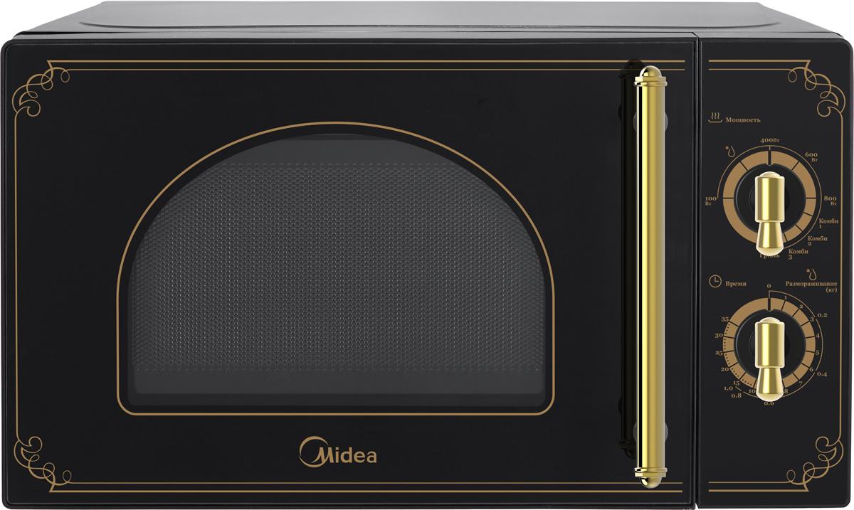 Midea MM820CJ7-B3 микроволновая печь midea q406gfd an