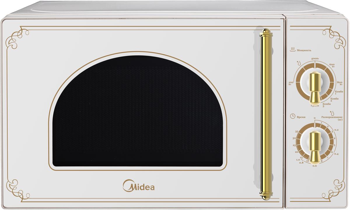 Midea MM820CJ7-W3 микроволновая печь - Микроволновые печи