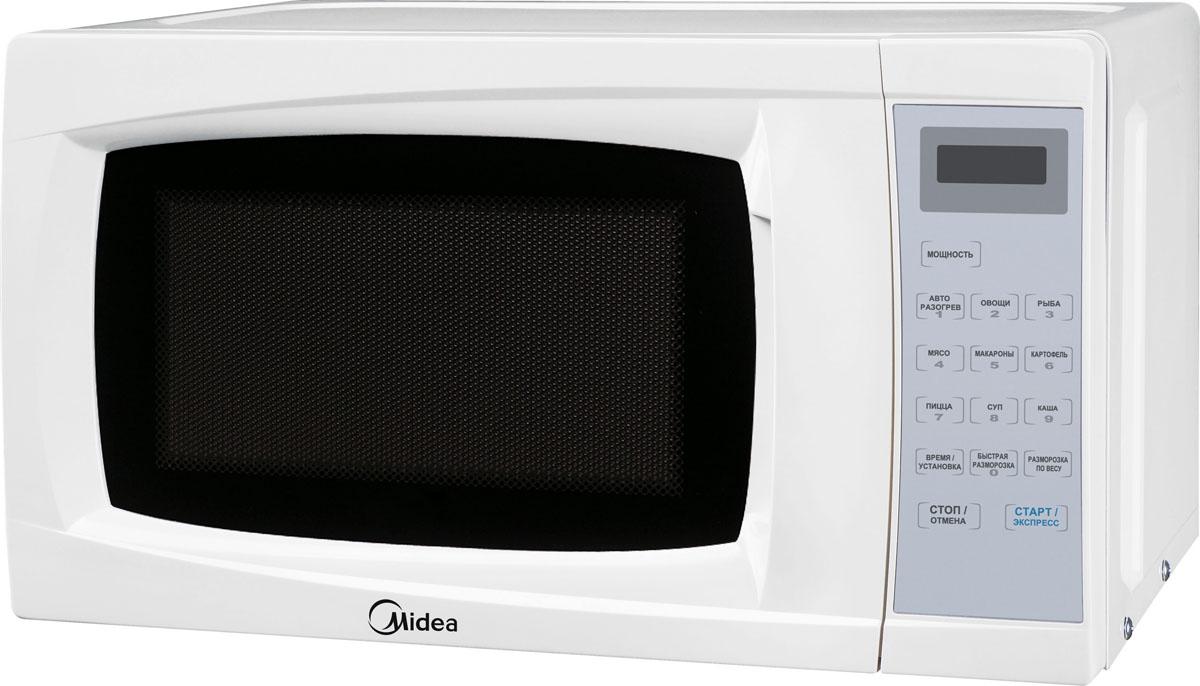 Midea EM720CKL, White микроволновая печь